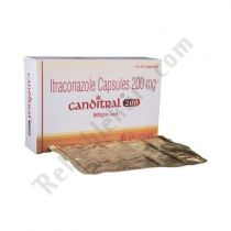 Canditral 200 Mg