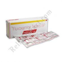 Fluvoxin 50 Mg