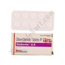 Glybovin 2.5 Mg