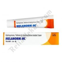 Melanorm HC Cream