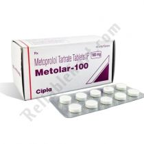 Buy Metolar 100 Mg