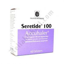 Seretide 50 Mcg/100 Mcg Accuhaler