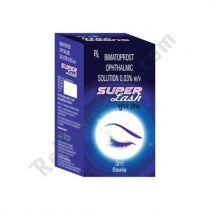 Buy SuperLash 3ml Eye Drop (With 10 Small Brush)