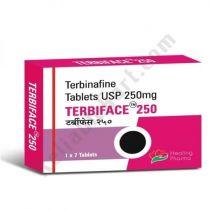 Terbiface 250 Mg