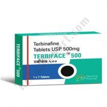 Terbiface 500 Mg
