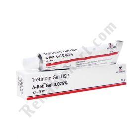 Buy A-Ret 0.025% Gel
