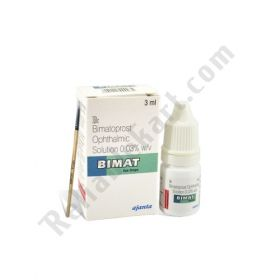 Buy Bimat Eye Drop (With Brush)