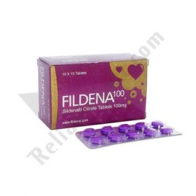Fildena 100 Mg