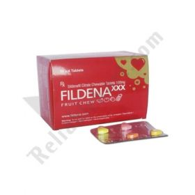 Fildena Chewable Tablet