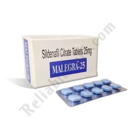 Malegra 25 Mg