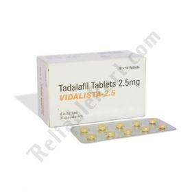 Vidalista 2.5 Mg