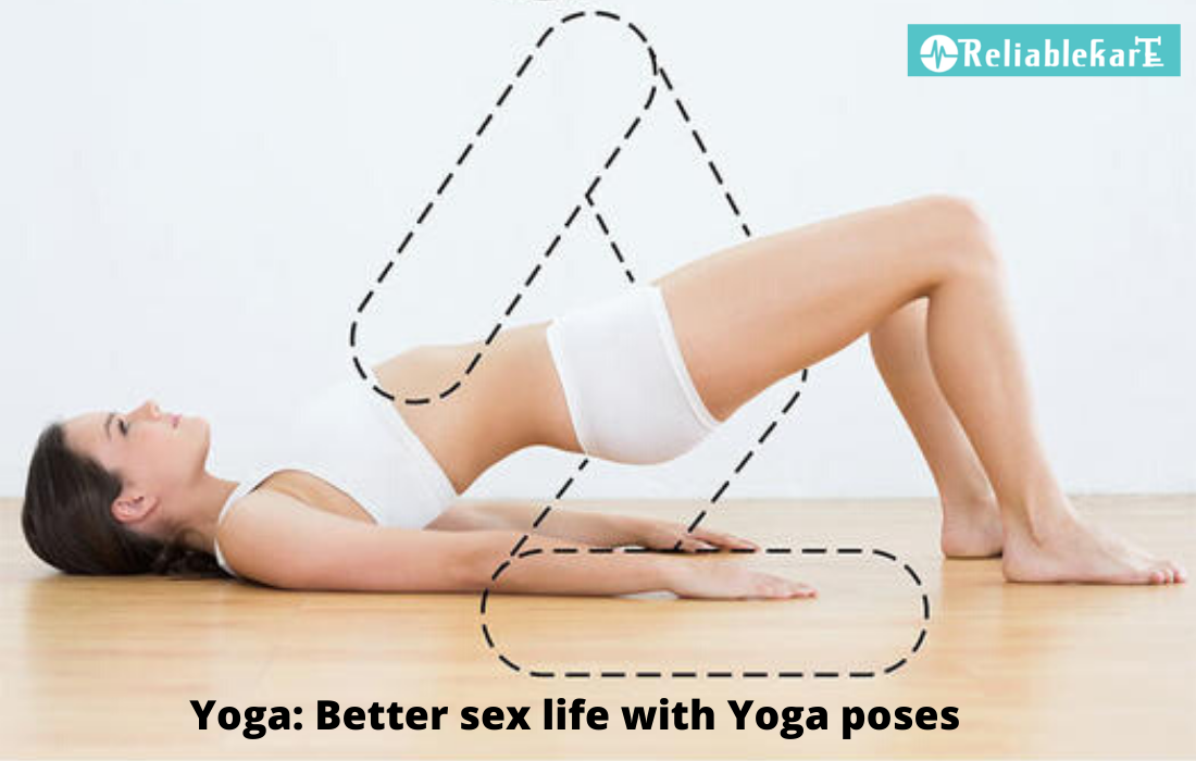 Yoga: Better sex life with Yoga poses